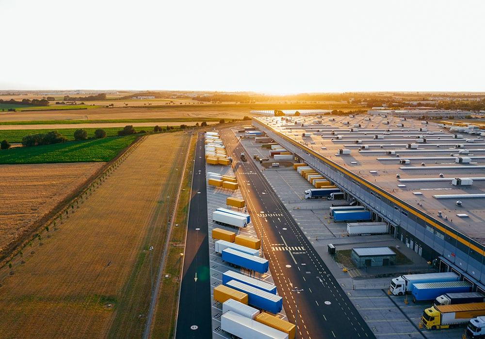 Centros de distribución operan de manera ágil Vallejo Properties