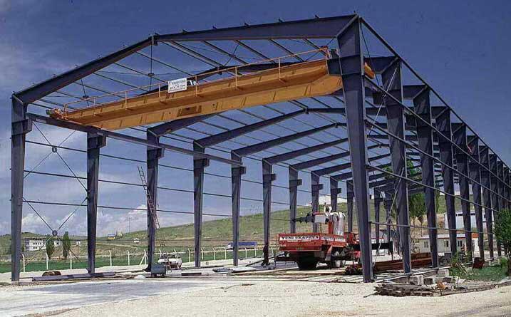 Nave industrial por tipo de giro comercial Vallejo Properties