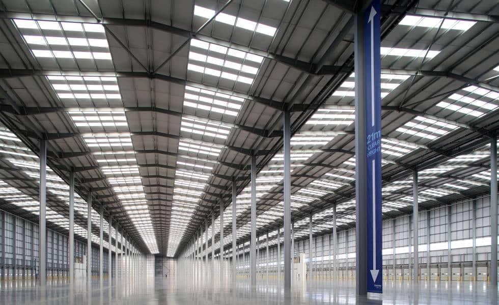 Nave industrial para almacenamiento Vallejo Properties