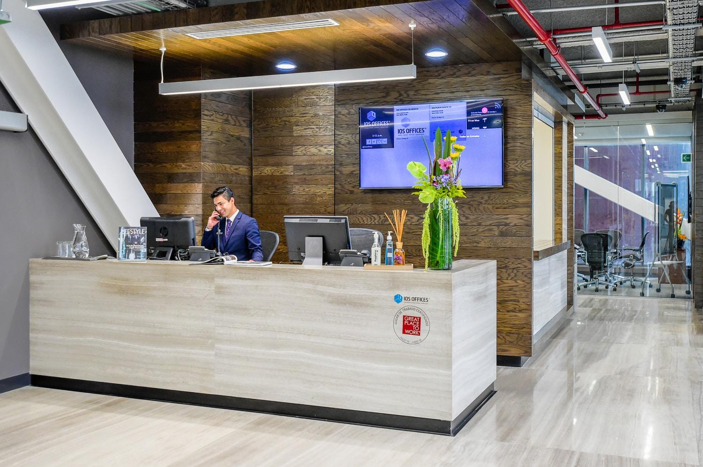 Diferentes características de oficinas en renta Vallejo Properties