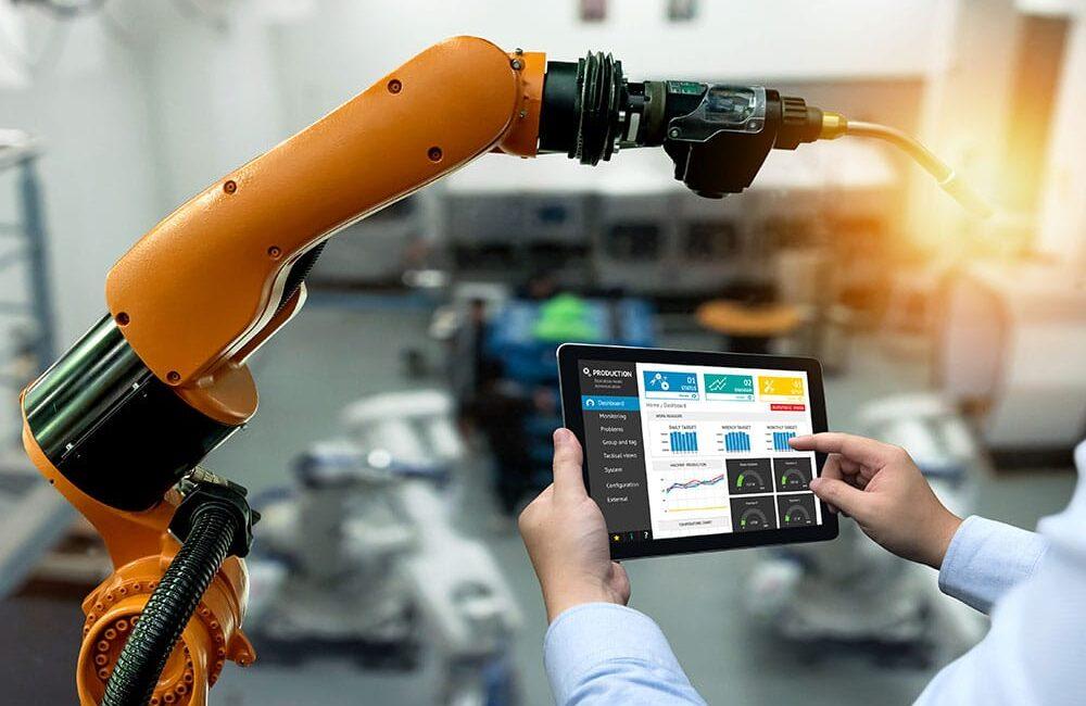Robots colaborativos en el sector industrial Vallejo Properties