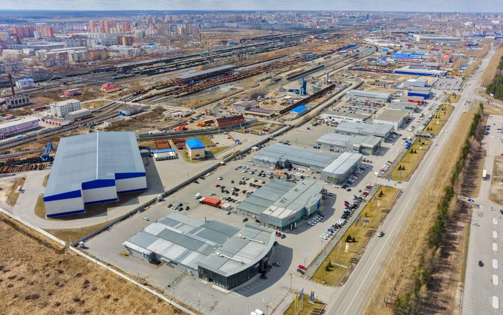 Parques industriales elemento fundamental en el desarrollo de regiones Vallejo Properties