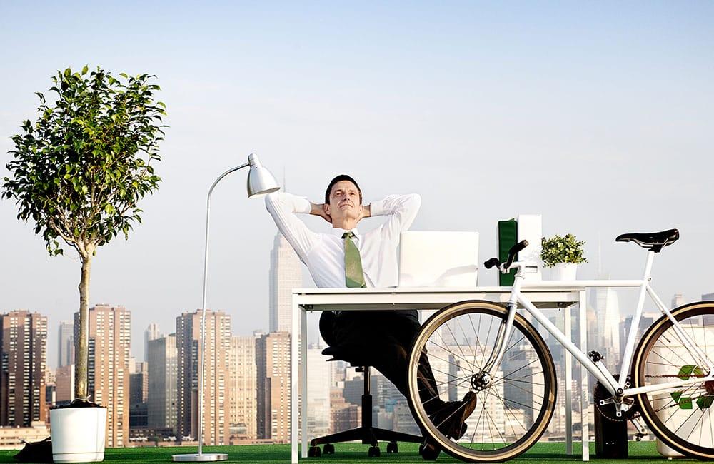 El principal objetivo de las oficinas modernas es abrir espacios y conectar con áreas verdes Vallejo Properties