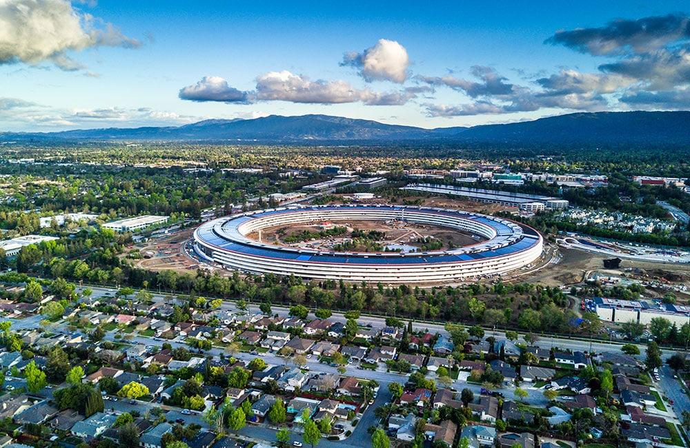 Complejo empresarial de Apple en Estados Unidos