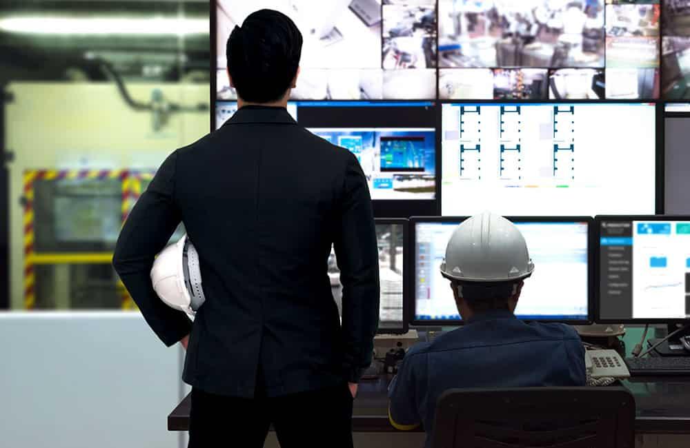 Clúster Monitoreo constante en complejos industriales Vallejo Properties